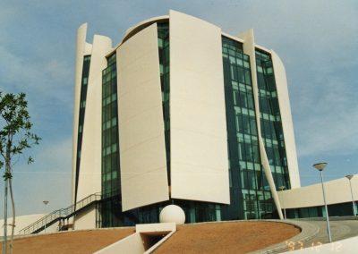 Yanbu Tech Building